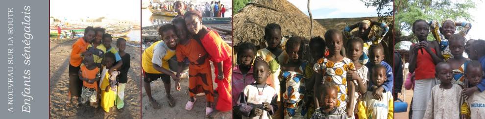 Enfants senegalais