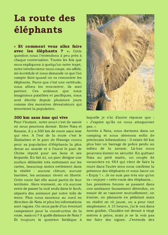 n°15 Botswana