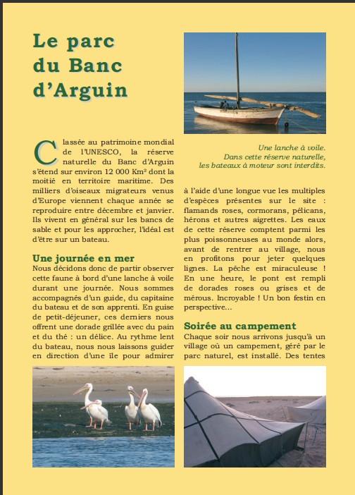 n°10 Mauritanie
