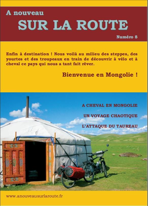 n°8 Mongolie
