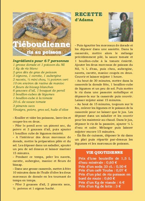 n°11 Senegal