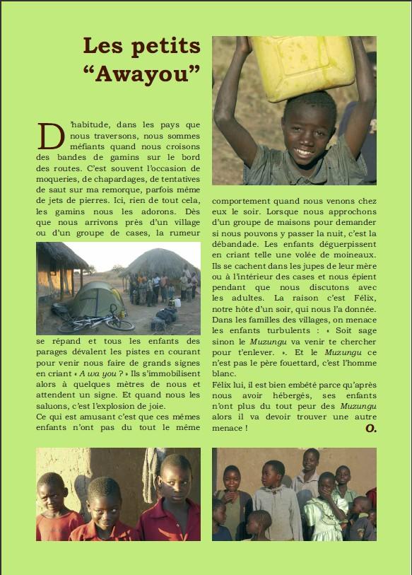 n°16 Zambie
